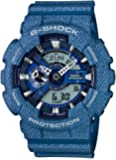 [カシオ]CASIO 腕時計 G-SHOCK DENIM'D COLOR GA-110DC-2AJF メンズ
