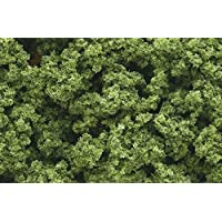 Woodland Scenics FC182 Light Green Clump Foliage by Woodland Scenics