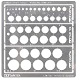 タミヤ クラフトツールシリーズ No.150 モデリングプレート (円 1-12.5mm) プラモデル用工具 74150