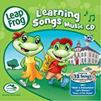 Leapfrog Learning Songs【CD】 [並行輸入品]