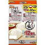 テーブルマーク たきたてご飯 コンパクト国産米使用12食(180g×12個)