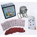 RegalゲームジャンボパーティーBingoセットwithジャンボBingoカードと12