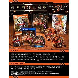 【PS4】ソードアート・オンライン フェイタル...の関連商品1
