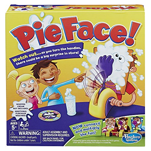 Pie Face - Chain Reaction - Family Social Game - Ages 5+
