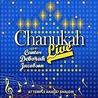 Chanukah Live by Deborah Jacobson