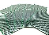 VERTEX STYLE(ヴァーテックススタイル) ガラスエポキシ基板 両面スルーホール 10枚 70×90mm