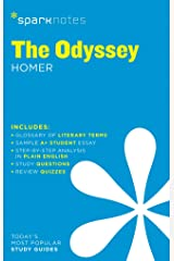 The Odyssey SparkNotes Literature Guide Paperback