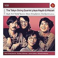 Tokyo String Quartet plays Haydn & Mozart by Tokyo String Quartet