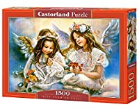 """Castorland """"gift From An Angel"""" Jigsaw Puzzle (1500-piece, Multi-colour)"""