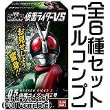 SHODO仮面ライダーVS(ヴァーサス)2 [全6種セット(フルコンプ)]