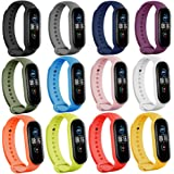 Baaletc Bands for Xiaomi Mi Band 5 Strap/Amazfit Band 5 Strap Replacement Wristband Xiaomi Mi Band 5 Accessories Watch Band f