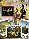 Dali Paintings: 24 Cards (Dover Postcards)