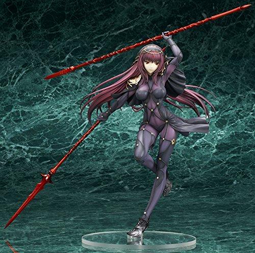 Fate/Grand Order ランサー/スカサハ 第三再臨 1/7スケール PVC製 塗装済み完成品 フィギュア