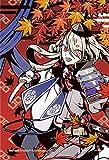 70ピース ジグソーパズル プリズムアートプチ 刀剣乱舞-ONLINE-今剣(紅葉に青短)(10x14.7cm)