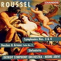 Rousel;Symphony No. 3