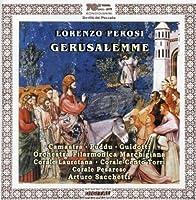 Gerusalemme/Oratorio in Dueparti Per Soli