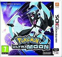 Pokemon Ultra Moon ポケットモンスター ウルトラムーン 3DS UK 輸入版 (欧州版)