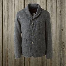 Filson Miner Jacket FIJ9905 (9703-BZ): Gray