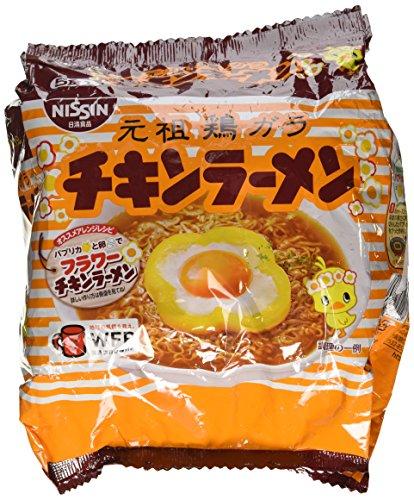 日清 チキンラーメン5食パック 85g×5