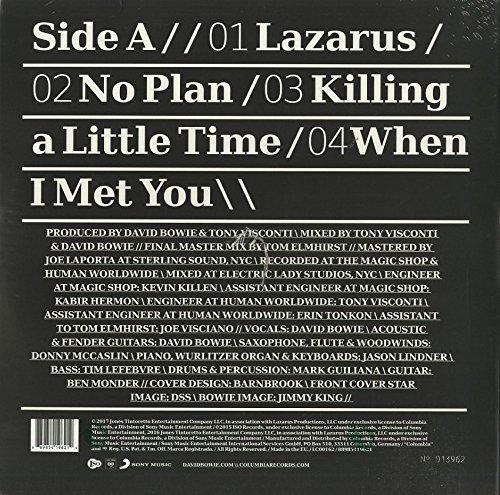 No Plan EP (クリアブルー・ヴァイナル)