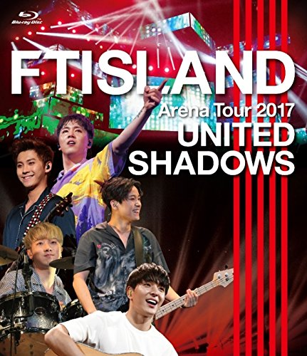 Arena Tour 2017 -UNITED SHADOWS-[Blu-ray/ブルーレイ]