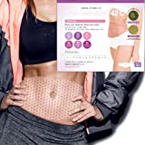 Body Applicator Wrap Slimming Firming Heating Abdomen Legs Arms, 8 Hours Sauna Suit Effect with Natural Ingredients, 0.02 Inc