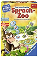 Ravensburger 24945 'The Twisted Language Zoo'教育用ゲーム