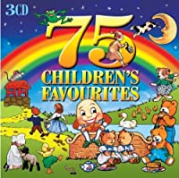 75 Children's Favourites (3 CD) by Various