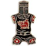 Pinsanity Black Knight Just A Flesh Wound Enamel Lapel Pin
