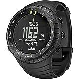 スント(SUUNTO) 腕時計 コア オールブラック ユニセックス 登山 アウトドア 方位 高度 気圧 水深 [並行輸入…