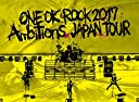"LIVE Blu-ray 「ONE OK ROCK 2017 ""Ambitions JAPAN TOUR」"