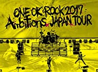 """LIVE DVD「ONE OK ROCK 2017 """"Ambitions"""