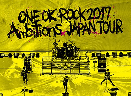 "LIVE DVD「ONE OK ROCK 2017 ""Ambitions"