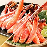 お中元 ギフト 蟹 生大ずわい 生たらば カニポーション 食べ比べセット 超特大 7Lサイズ 1kg (無地熨斗付き/送料無料)ズワイ タラバ 国内加工 焼きガニ