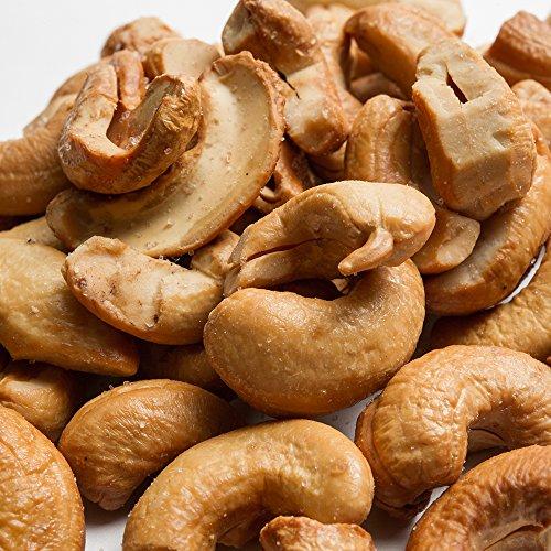 ブラックソルト カシューナッツ 100g Black Salt Cashew Nuts 神戸 アールティー 手作り ロースト ナッツ 製菓材料 業務用