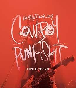 INORAN TOUR 2019 COWBOY PUNI-SHIT LIVE in TOKYO [Blu-ray]