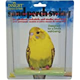 JW Pet Insight Sand Perch Bird Swing Small, 16x14cm