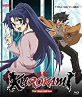 Kurokami 3 [Blu-ray] [Import]