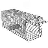 iimono117 動物用捕獲器 ( M-L-LL ) / アニマルトラップ 畑 庭 家庭菜園 捕獲 トラップ 野良猫