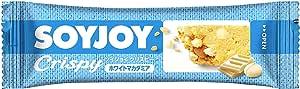 〔食品〕 ☆メール便発送商品☆ ソイジョイクリスピー ホワイトマカダミア 25g (1ケース12本入り)(SOYJOY CRISPY)(12本セット)大塚製薬