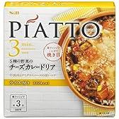S&B ピアット 5種の野菜のチーズカレードリア 269.5g×6個