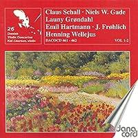 Danish Violin Concertos Vol 2