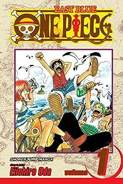 One Piece, Vol. 1: Romance Dawnの書影