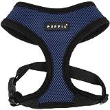 Puppia Soft Mesh Dog Harness,, Royal Blue Medium