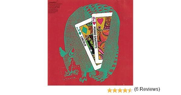 Amazon.co.jp: ポルノグラフィティ VS リンカーン(スプリットマキシ ...