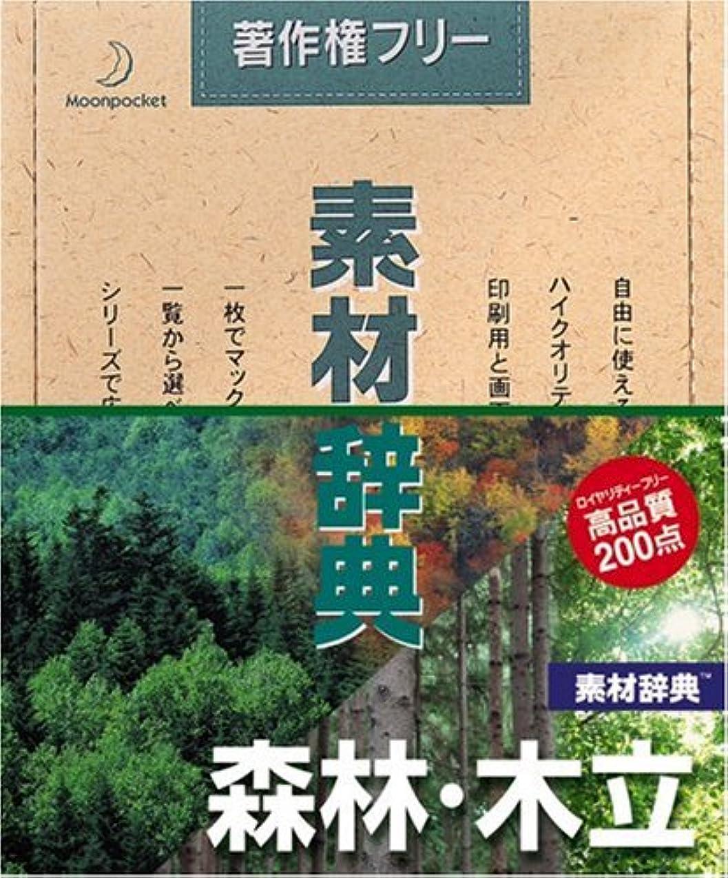 素材辞典 Vol.26 森林?木立編