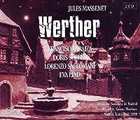 Massenet: Werther by ARAIZA / MADRID SYM ORCH / MARTINEZ (2006-10-23)
