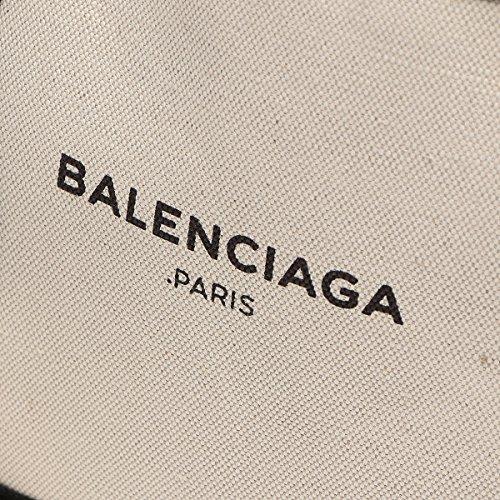 9791b781373b ... (バレンシアガ) BALENCIAGA キャンバス ロゴプリント ポーチ付き トートバッグ [【BCL339933AQ38N】] ...