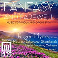 Fantasy and Farewell by Myers (2013-04-30)