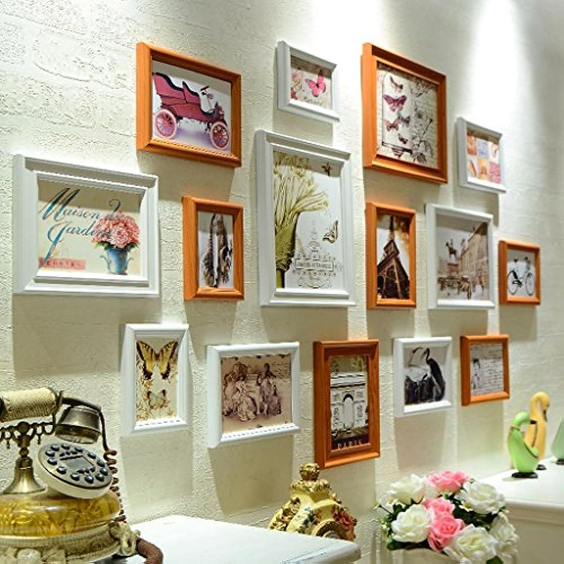 ひも恐れオプションCgynmo 写真の壁の組み合わせ振り子の結婚式の写真ヨーロッパのフレーム画像フレーム写真壁
